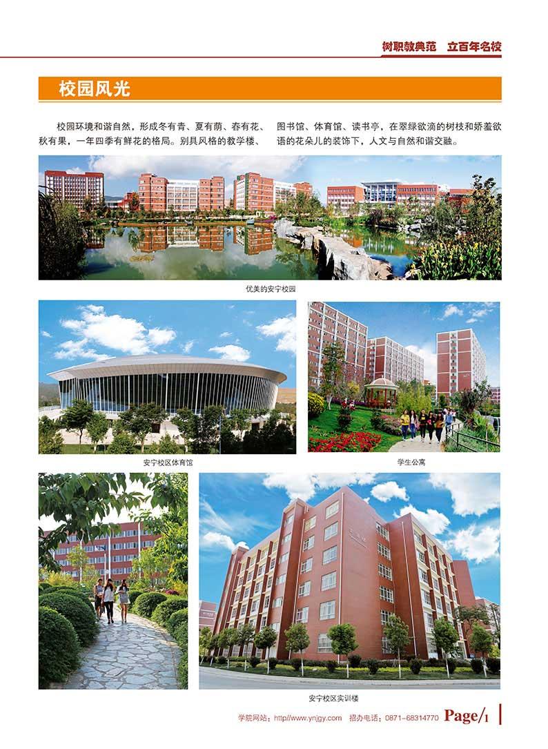 云南经济管理学院2017年单独招生简章